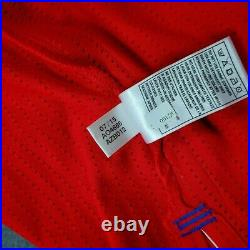 100% Authentic Jamal Crawford Clippers Game Issued Jersey Size 2XL+2