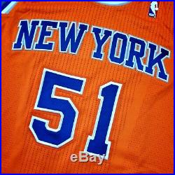 100% Authentic Metta World Peace Ron Artest 2013 Knicks Game Issued Jersey 2XL