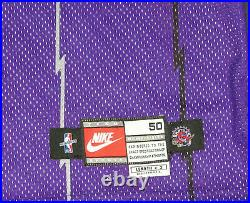 100% Authentic Nike Raptors Marcus Camby Game Issued Jersey SZ 50+3 Pro Cut