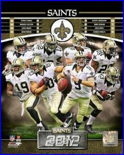 #19 New Orleans Saints Game Worn Issue Jersey +Pants SET -Ginn & Henderson's #19