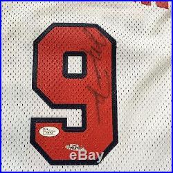 1992 Michael Jordan Signed Game Issued Team USA Olympics Jersey UDA & JSA COA