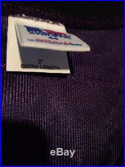 1996 Baltimore Ravens Game / Issued Jersey Tim Goad Franchise Inaugural Year