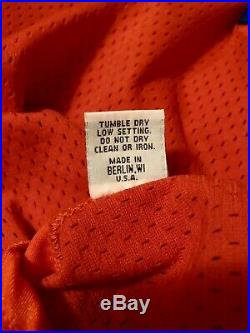 1996 Denver Broncos Ed McCaffrey Nike Authentic Game Issued Jersey RARE 1/1