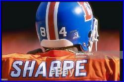 1996 Shannon Sharpe Nike Game Issued Jersey Denver Broncos