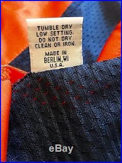 1997 Denver Broncos Terrell Davis Game Issued Super Bowl Jersey