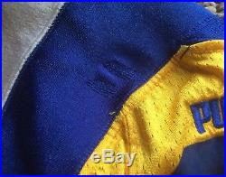 1998 Rams Game Issued/ Worn Jersey Size 48 (Grant Wistrom)