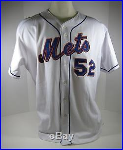 2005 New York Mets Andres Galarraga #52 Game Issued Possible Game Used Jersey 76