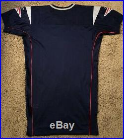 2006 New England Patriots Blank Game Issued Jersey Size 44
