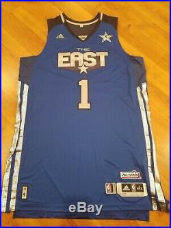 2011 NBA All Star Game Amar'e Stoudemire Autographed Pro Cut Issued Jersey COA