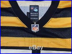2012 Pittsburgh Steelers Game Issued Steelers Bumble Bee Jersey Heyward-bey