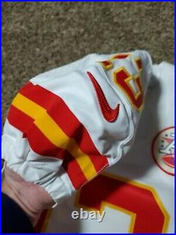 2014 De'Anthony Thomas Kansas City Chiefs NFL Nike Team Issued Jersey 38 Game