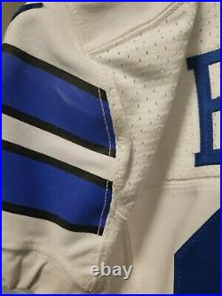 2016 Ezekiel Elliott Rookie Game Issued Jersey prova authentic