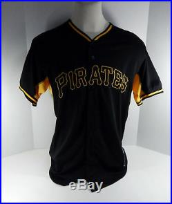 2016 Pittsburgh Pirates Gregory Polanco #25 Game Issued Batting Practice Jersey