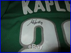 2018 Phillies Gabe Kapler Game Used Worn Issued St. Patrick's Autographed Jersey