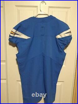 2019 Los Angeles Chargers Game Team Issued Jersey Blank Rare Size 48 NFL RARE