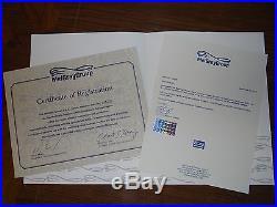 9-11 Craig Billington 2001-02 Washington Capitals Game Issued Jersey 60G LOA