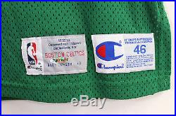 92/93 Boston Celtics Game Issued Custom +3 Jersey Autographed by Larry Bird #33