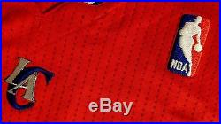 Authentic Adidas Maalik Wayns Los Angeles Clippers Game Issue Jersey Sz L +2 Nba