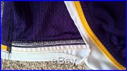 Adrian Peterson Minnesota Vikings Issued Game Worn (Unused) NFL Jersey-Must See
