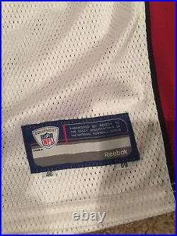 Arizona Cardinals Kurt Warner Super Bowl XXXVI game issued Jersey HOF