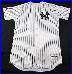 Aroldis Chapman NY Yankees Game Issued #54 Memorial Day Weekend Pinstripe Jersey