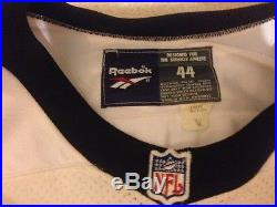Atlanta Falcons Chris Chandler GAME ISSUE JERSEY Reebok Proline Authentic
