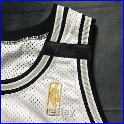 Authentic Champion 96/97 Dominique Wilkins Pro Cut Spurs Jersey Game Issued Used