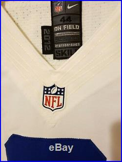 Authentic Nike Dallas Cowboys Player Team Game Issued Jersey Chris Jones NFL