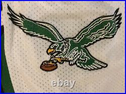 Authentic Russell Randall Cunningham Game Issued Philadelphia Eagles Jersey 48
