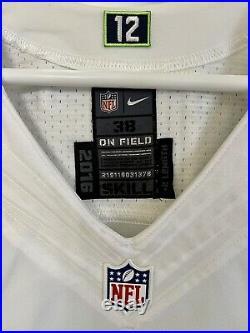 Authentic Tyler Lockett Seattle Seahawks Nike Jersey PRO GAME TEAM ISSUED 2016