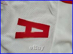 Bob Probert Detroit Red Wings Game Issued Worn Jersey