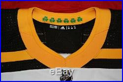 Boston Bruins 2019 Winter Classic style Game Issued adidas MiC Jersey not worn