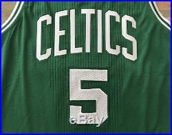 Boston Celtics Kevin Garnett Pro Cut Xmas Day Issued Authentic Rev30 Game Jersey