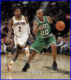 Boston Celtics Ray Allen Pro Cut Issued Authentic Game Jersey Adidas Rev30 NBA