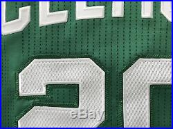 Boston Celtics Ray Allen Team Issued 2011 Pro Cut Game Jersey Rev30 XL Authentic