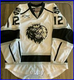 CCM AHL Manchester Monarchs Johnny Brodzinski Game Issued Jersey Kings