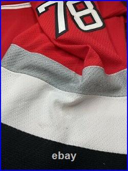 Carolina Hurricanes 2000-2004 Mormina Jersey Koho Team Game Issued Worn 58/XXL