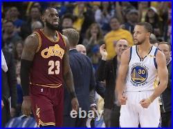 Cavs Lebron James Hwc Game Issued Jersey XL+2 Procut Hardwood Lakers Heat NBA
