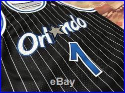 Champion 1993-94 Penny Hardaway Orlando Magic Team Issued Pro Cut Game Jersey