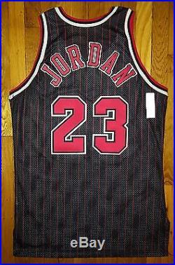 huge discount fa0b1 9bce2 Chicago Bulls 1995-1996 95-96 Michael Jordan Game Issued ...