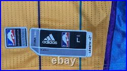 Chris Paul Game Issued Jersey New Orleans Rev30 Mesh NBA Champion Okc Suns Used