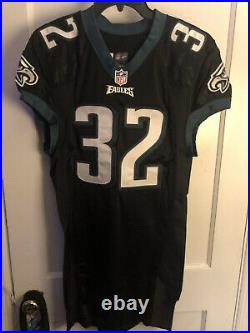 Chris Polk Game Issued Jersey Eagles