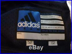 Chris Taft Pitt Basketball game issued/used/worn jersey