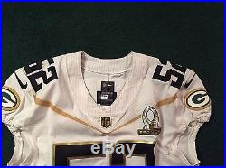 Clay Matthews Game Issued 2016 NFL Pro Bowl Jersey