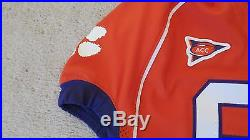 Clemson Tigers Authentic Game Issued Worn Jersey