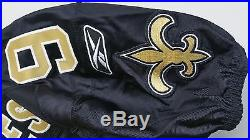 Drew Brees Autographed Signed Game Issued Reebok New Orleans Saints Jersey Jsa