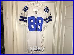 Dallas Cowboys CUSTOM Pearson / Irvin Autographed Team Issued Game Jersey