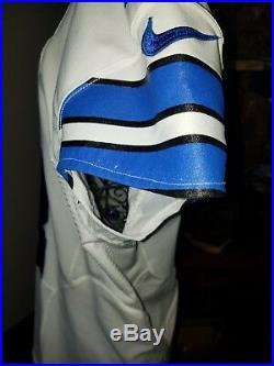Dallas Cowboys Game Issued Football Jersey Brandon Weeden