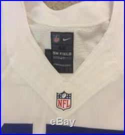 Dallas Cowboys Game Issued / Used London Jersey