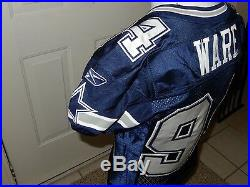 DeMarcus Ware Game Issued Reebok Dallas Cowboys Jersey 03-46 PROVA Broncos